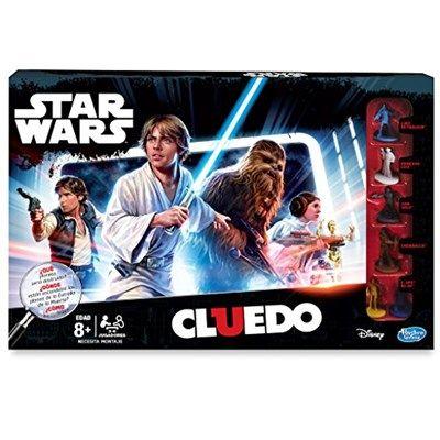 Chollo en Amazon España: Juego de mesa Cluedo Star Wars por solo 25,95€ (un 29% de descuento sobre el precio anterior y precio mínimo histórico)