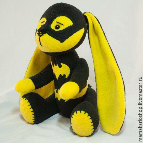 Купить Зайка Bat Girl - черный, марвел, харли квин, harley quinn, зайка, комиксы