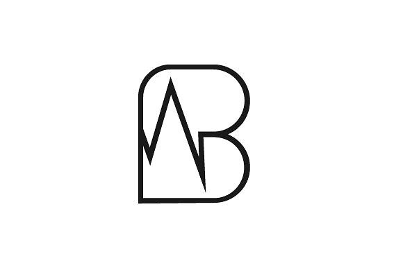 11 best letter b images on pinterest logo designing logo design template and logo templates. Black Bedroom Furniture Sets. Home Design Ideas
