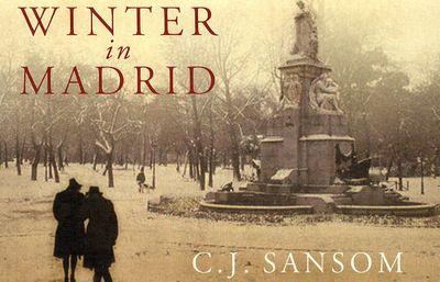 // C.J. Sansom // Winter in Madrid // Een Britse soldaat, die in 1940 is gered op het strand van Duinkerken, kan zijn land later dienen door in Spanje meer aan de weet te komen over de bezigheden van een oude schoolmakker.