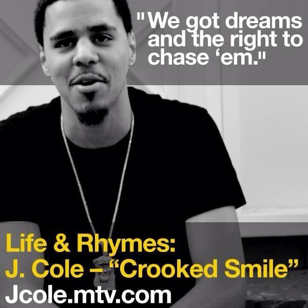 j cole quotes about dreams - photo #8