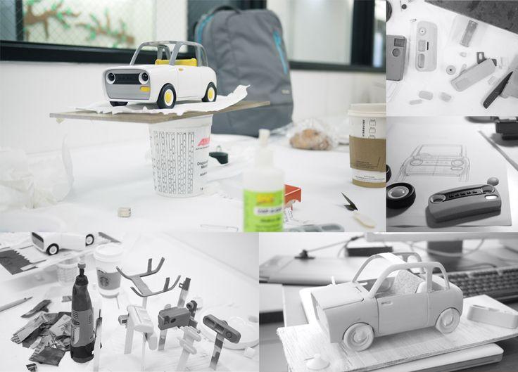 How I learned SolidWorks. (Honda N2) — Minimally Minimal