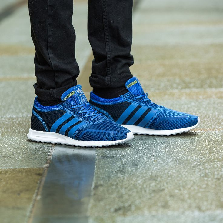 Adidas Los Angeles Shoe Blue