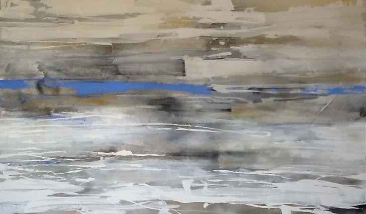 margarita garces, acrilico sobre tela 2013
