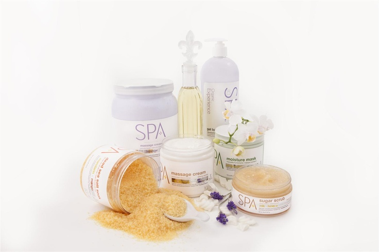 Our BCL SPA range