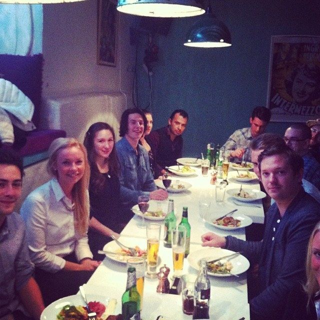 Afterwork med konsulter i Sundsvall