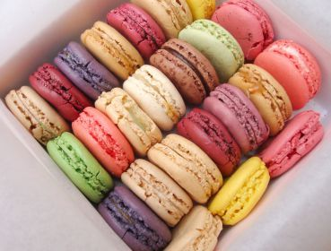 Ricetta dei Macarons