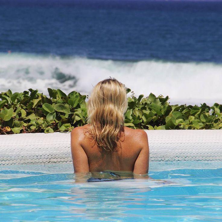 Ocean daydreaming poolside at Komune Beach Club  Curious Plan (@curiousplan) • Instagram photos and videos