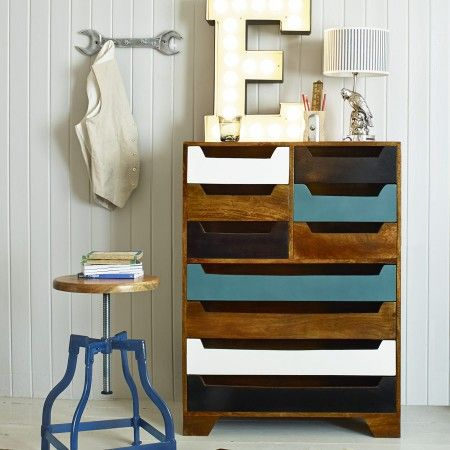 Balthazar Chest Of Drawers - Chest Of Drawers - Furniture