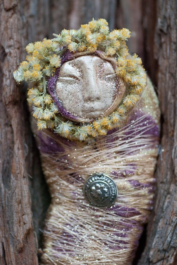 Cocoon Mother Spirit Doll