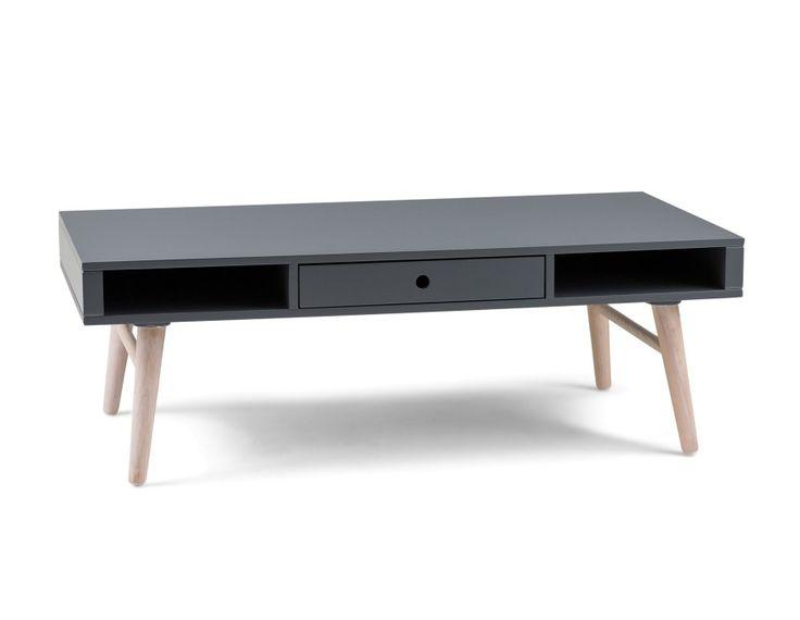 EMERSON - Coffee table - Grey