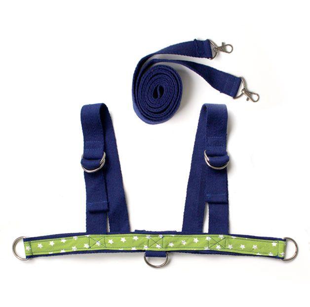 Pferdchengeschirre & - Bänder - Pferdegeschirr, Pferdeleine aus Baumwolle - ein Designerstück von Designer-Brause bei DaWanda