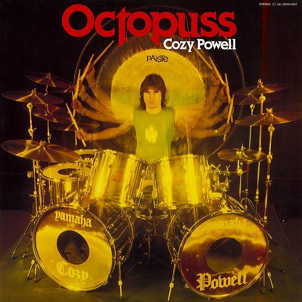 Cozy Powell / Octopuss