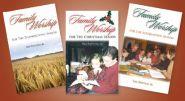 Family Worship Set - Ray Rhodes (Christmas, Thanksgiving, Reformation)