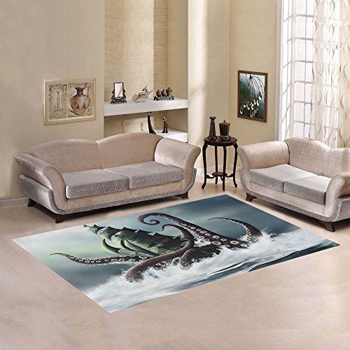 20 Of Our Favorite Octopus Area Rugs Part 86