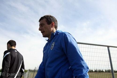 Ο Γιώργος Γεωργιάδης είναι ο νέος προπονητής του ΠΑΟΚ ως το τέλος της σεζόν http://www.paokfc.gr/news-el/dioikisi-parousiasi-ton-georgiadi/