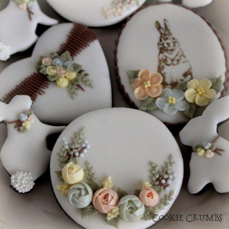 #アイシングクッキー icing cookies#Easter イースター