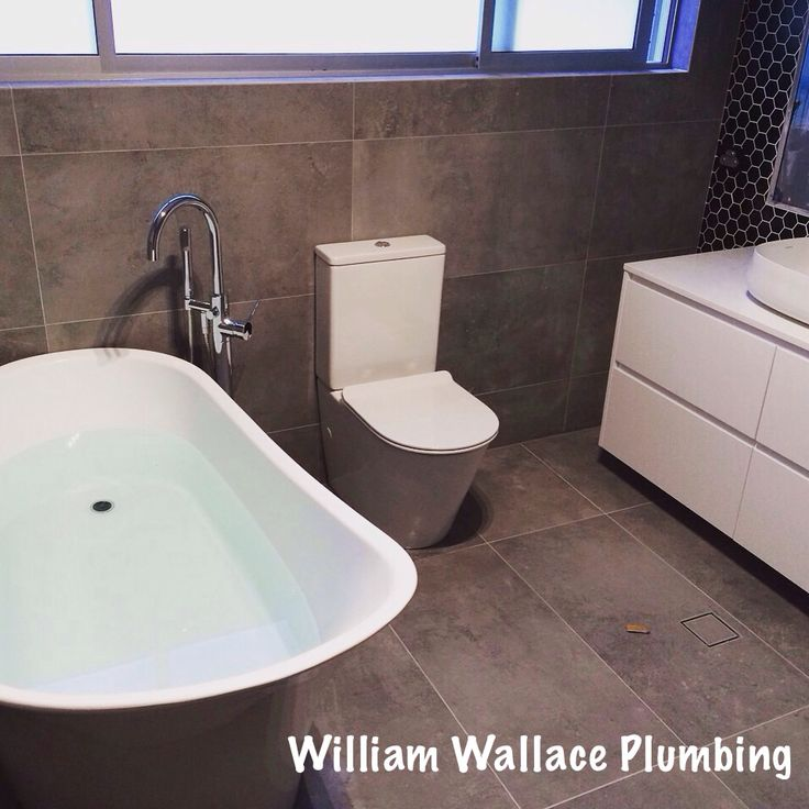 Kirrawee, NSW bathroom renovation with William Wallace Plumbing and Matt Brown Constructions