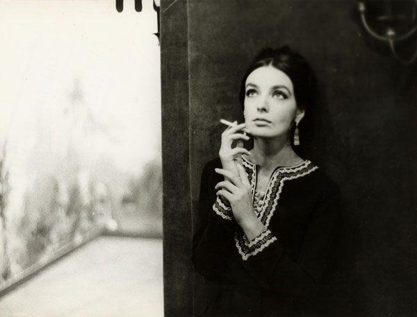Marie Laforêt by Giancarlo Botti, around 1970, France
