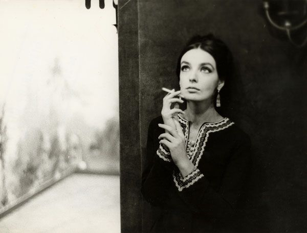 Marie Laforêt by Giancarlo Botti, around 1970, France
