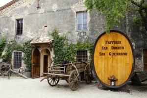Fattoria San Donato, San Gimignano, Italia