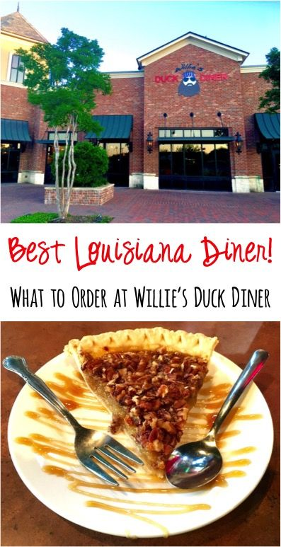 Best Louisiana Diner! What to Order at Willie's Duck Diner! If you haven't been yet, it's definitely worth a road trip for some seriously delicious eats! - Tips at TheFrugalGirls.com