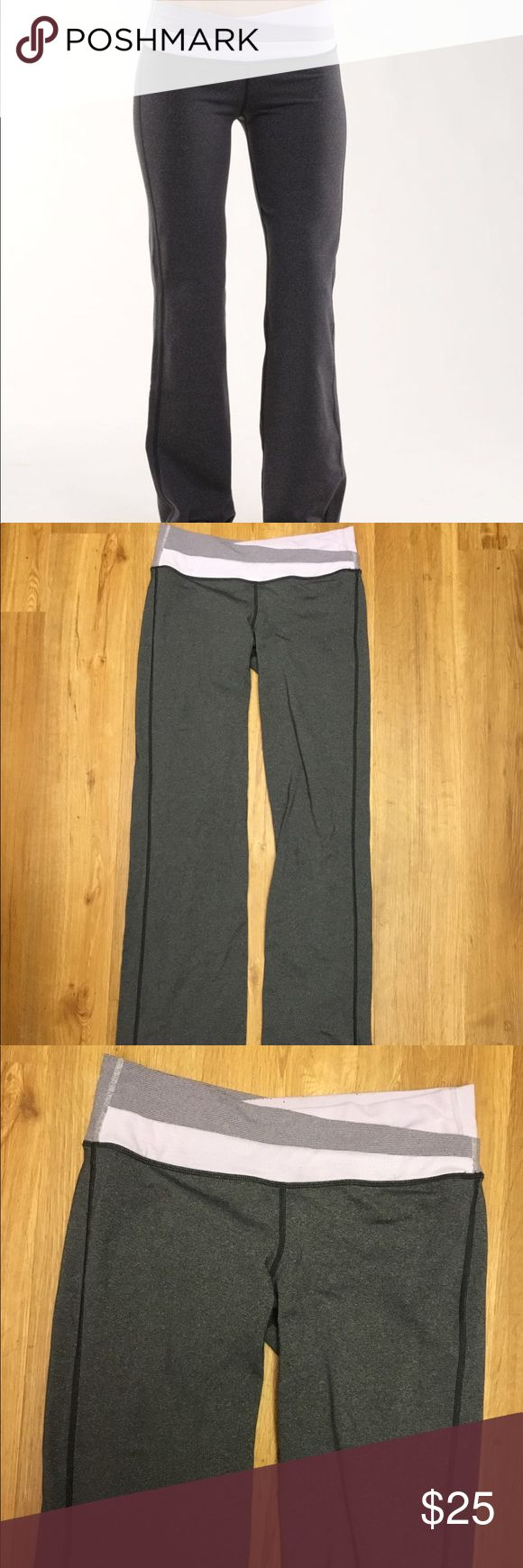 Lululemon Astro pants 8 Tall Lululemon Astro pants in preowned condition size 8 lululemon athletica Pants Straight Leg