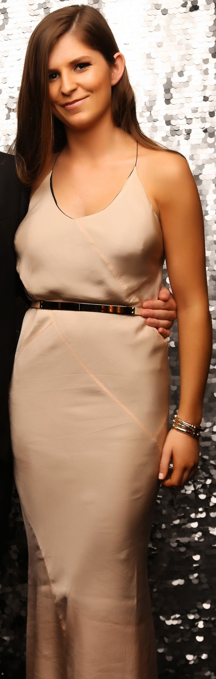 St Peter's Ball 2015. Adore these neutral tones! www.whitedoor.co.nz