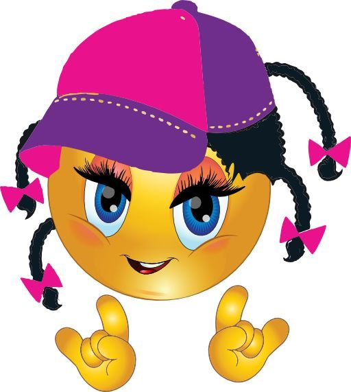 Fly Girl Smiley. What do you think about it? #emoji #funny #emoticons