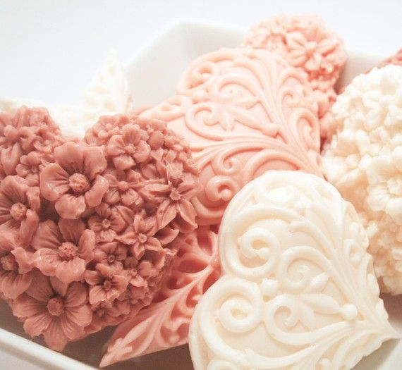 love the soap molds this Etsy shop uses