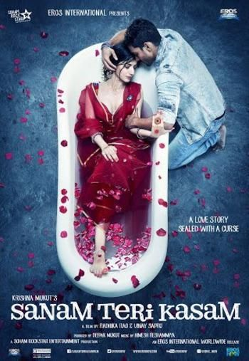 Sanam Teri Kasam 2016 Hindi Dvdrip 480p 400mb Esub Movie Movies