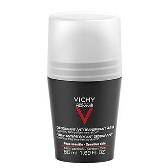 #Vichy Homme Terleme Karşıtı İz Bırakmayan #Deodorant Yoğun Kontrol 50ml   31,92 TL   Dermoeczanem.com online dermokozmetik sitesinde. Yazın sıcak günlerinde aşırı #terleme en önemli problemlerden birisi.  Şimdi #vichyhommedeodorant tam size göre. #erkekdeodorantı #vichyürünleri #antiperspirant