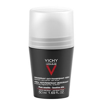 #Vichy Homme Terleme Karşıtı İz Bırakmayan #Deodorant Yoğun Kontrol 50ml | 31,92 TL | Dermoeczanem.com online dermokozmetik sitesinde. Yazın sıcak günlerinde aşırı #terleme en önemli problemlerden birisi.  Şimdi #vichyhommedeodorant tam size göre. #erkekdeodorantı #vichyürünleri #antiperspirant