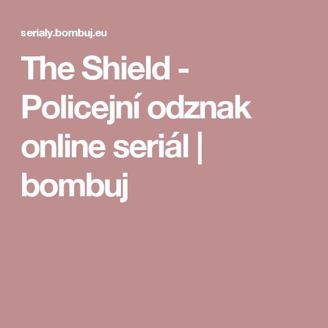 The Shield - Policejní odznak online seriál | bombuj