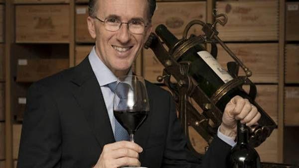 Paulo Basso, mejor sommelier del mundo en 2013 y responsable de la carta de vinos de la compañía Air France.