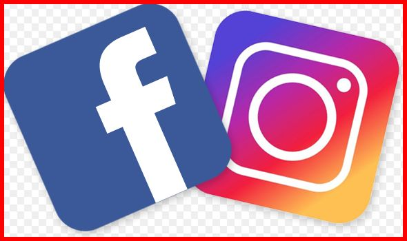 Instagram Login Sign in with Facebook Account