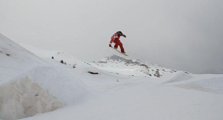 Guillem Serna Snowboard