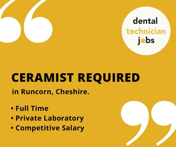 The  Best Dental Technician Jobs Ideas On   Vet