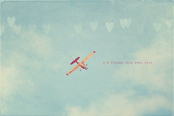 Airplane Photography I Love Flying Flying Quotes Love And Flying Aviation Print Airplane Print Aviation Art Airplane Art Pilots Airplane Photography Airplane Art Airplane Print