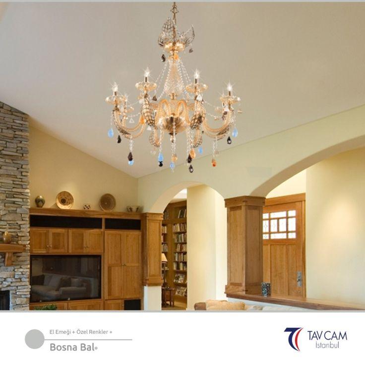 Bosna Bal Avize,kristal taşları ve modern görünümüyle evinize farklı bir hava katacak.Detaylı incelemek için tıklayın:http://bit.ly/2rW88rD #tavcam #tavcamavizeaydınlatma #avizeci #üretim #aydınlatma #dekorasyon #elyapımı #camsanatı #şık #Turkey #exclusive #special #bright #design #art