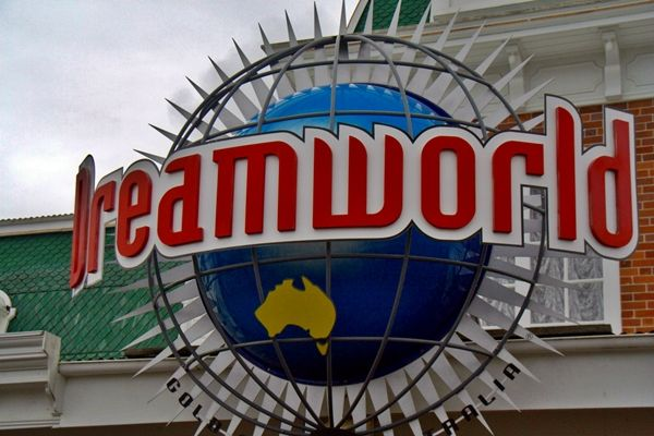 In The Gold Coast Of Australia They Have a Theme Park Named Dreamworld! Its Tons Of Fun And A Must See If You Love Theme Parks! <3