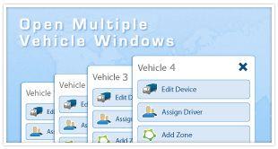 Open multiple windows in MyGeotab