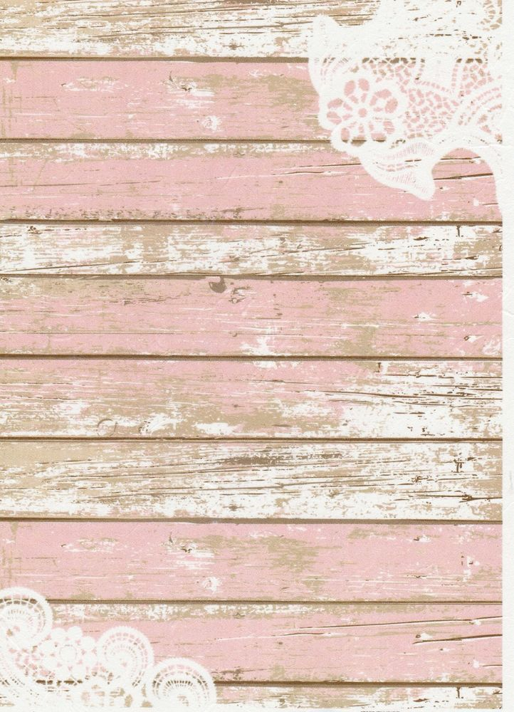 Rice Paper for Decoupage Decopatch Scrapbook Craft Sheet Vintage Lace on Fence