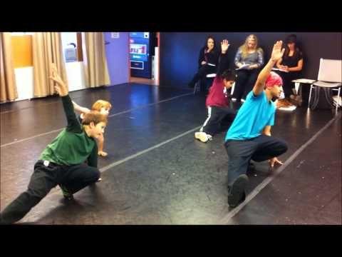 Hip Hop 101- A Video blog on how to teach a kids hip hop class!