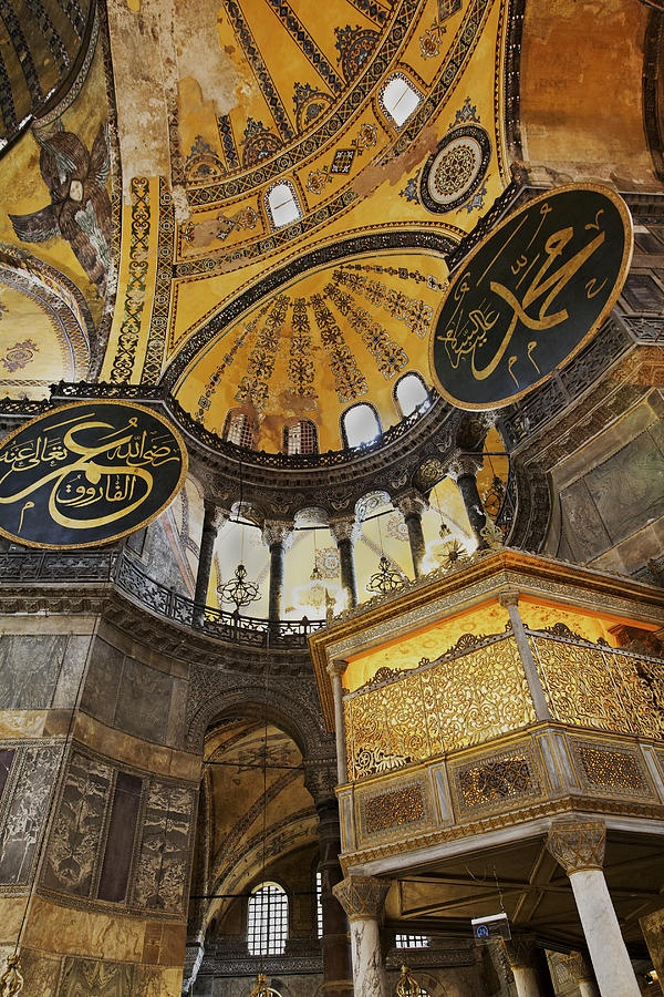 ✯ Private Gallery Hagia Sophia - Istanbul, Turkey