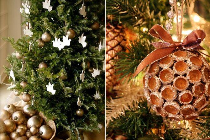 wonderful nature christmas ball