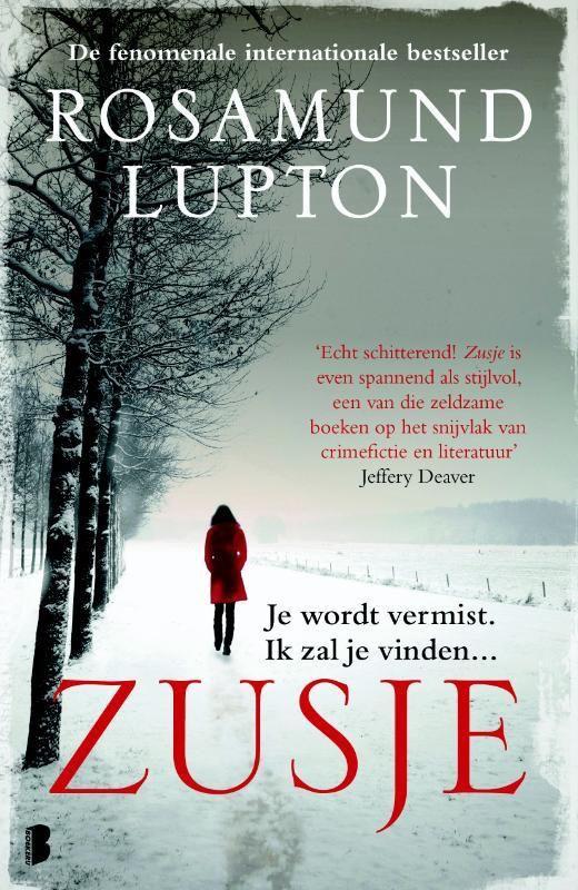 15/52 Zusje - Rosamund Lupton