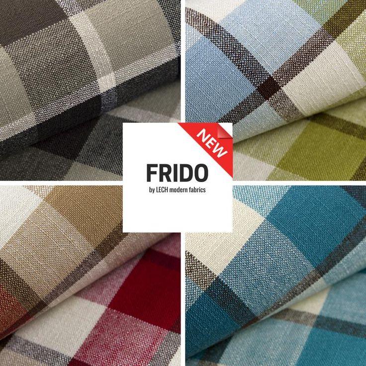 FRIDO - ponadczasowa kratka w nowoczesnym wydaniu.  Wszystkie kolory: http://utn.pl/YxLpV