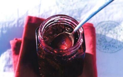 Confettura di ciliegie 3(senza zucchero con il Bimby).