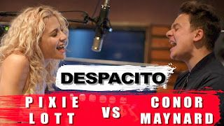 Luis Fonsi - Despacito ft. Daddy Yankee & Justin Bieber (SING OFF vs. Pixie Lott)Song Cover http://ift.tt/2wRFIBM